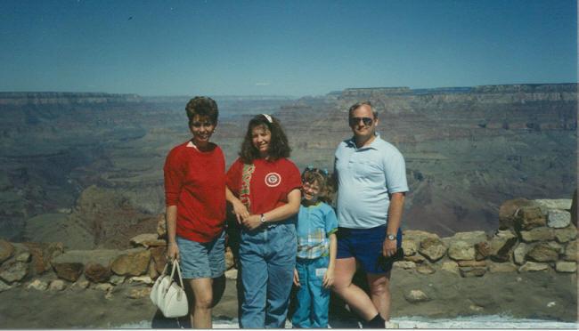 Grand Canyon 1989